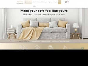 Dirt-resistant sofa covers